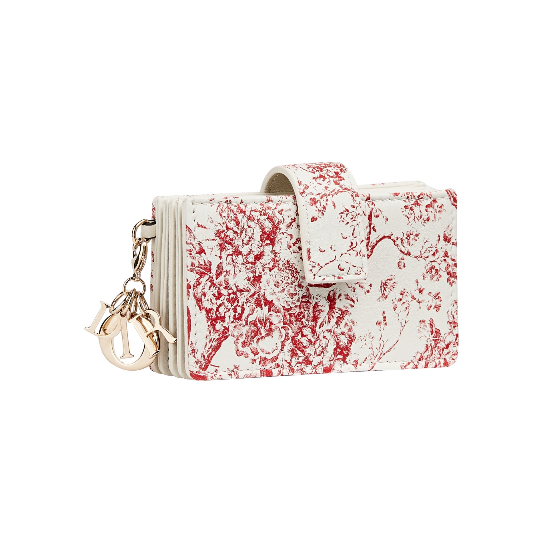 1549530558964972 dior chinese new year capsule collection lady dior hortensia gusseted card holder