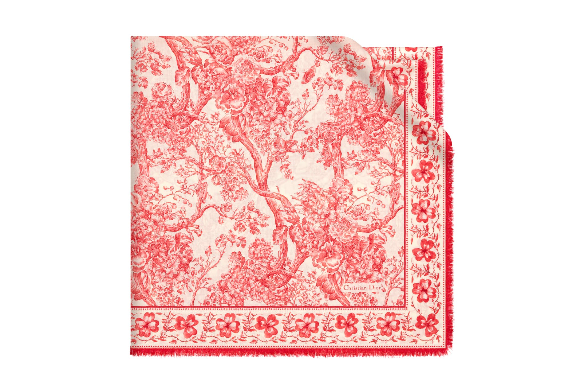 1549530559924899 dior chinese new year capsule collection stole hortensia