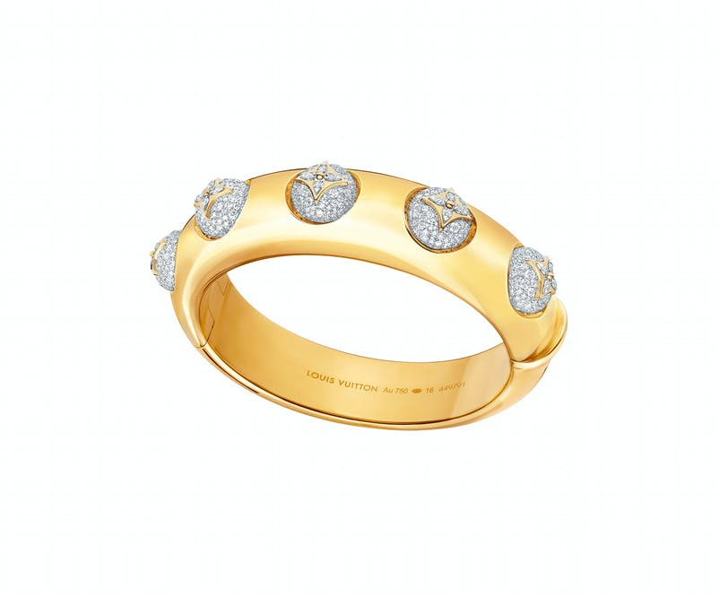 LV_Cuff B Blossom in yellow and white gold and paved of diamonds_EUR 45000.jpg