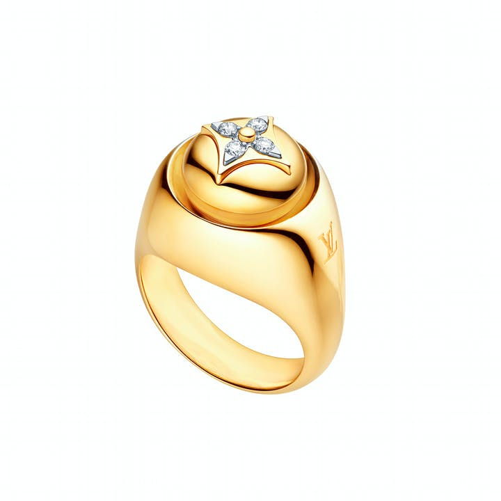 LV_Signature Ring Chevalliere  B Blossom in yellow and diamonds_EUR 5500.jpg