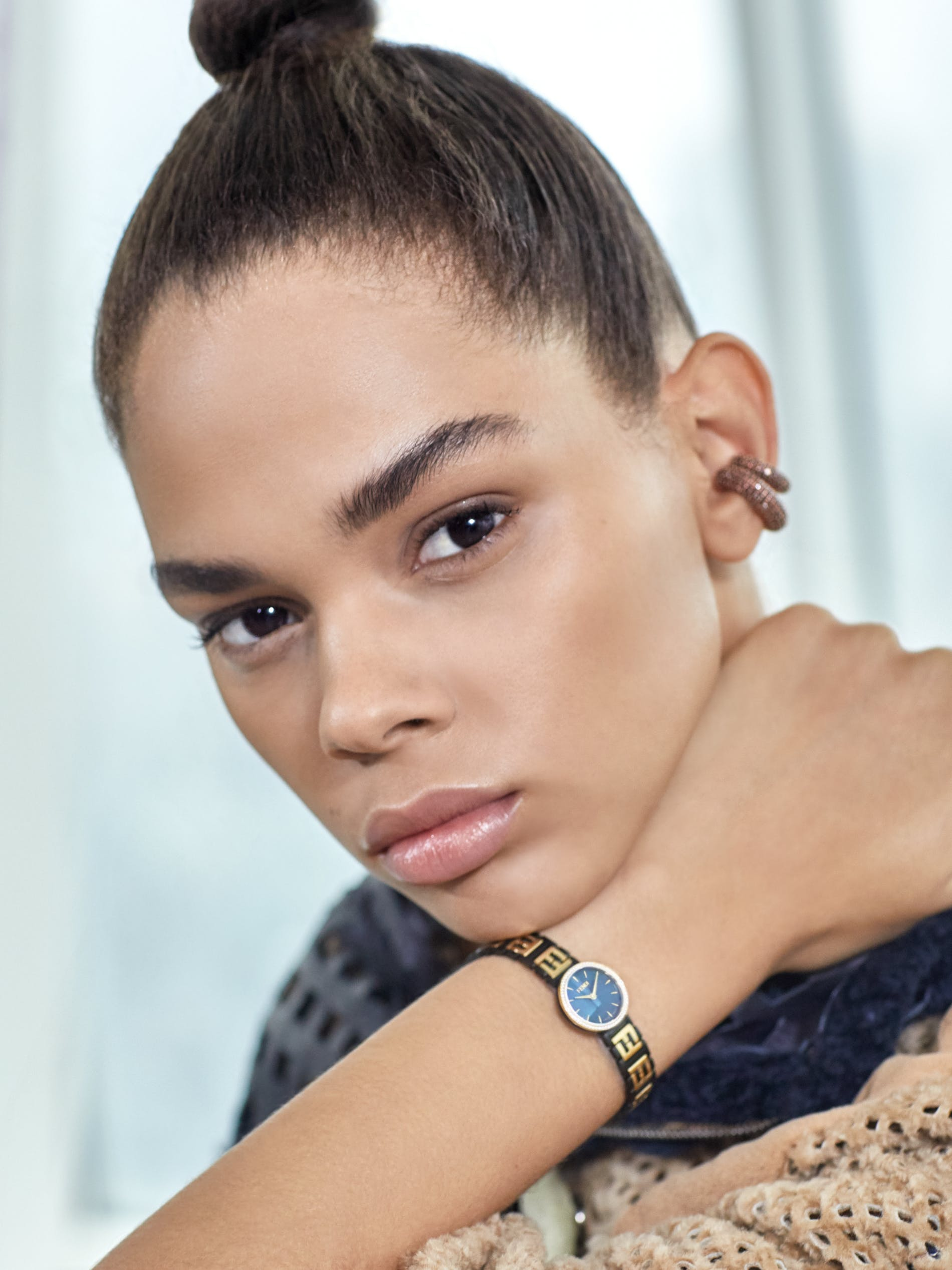 1560851666533347 02 fendi timepieces forever fendi watch special images with models