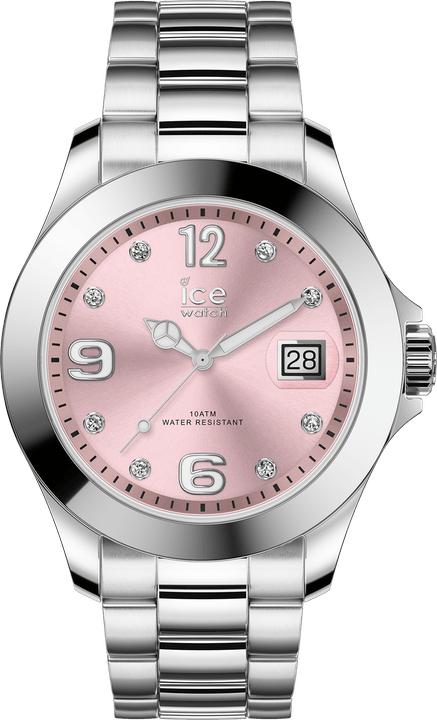 Montre light pink silver, 149 €.