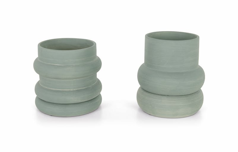 Bosca_Earthenware_Two_Set_Planter_with_Tray_Green_PR01.jpg
