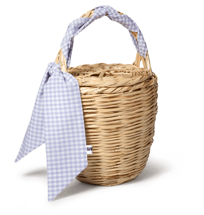 Bangs Vintage - Classic Check Lilac Birkin Basket with shadow.png