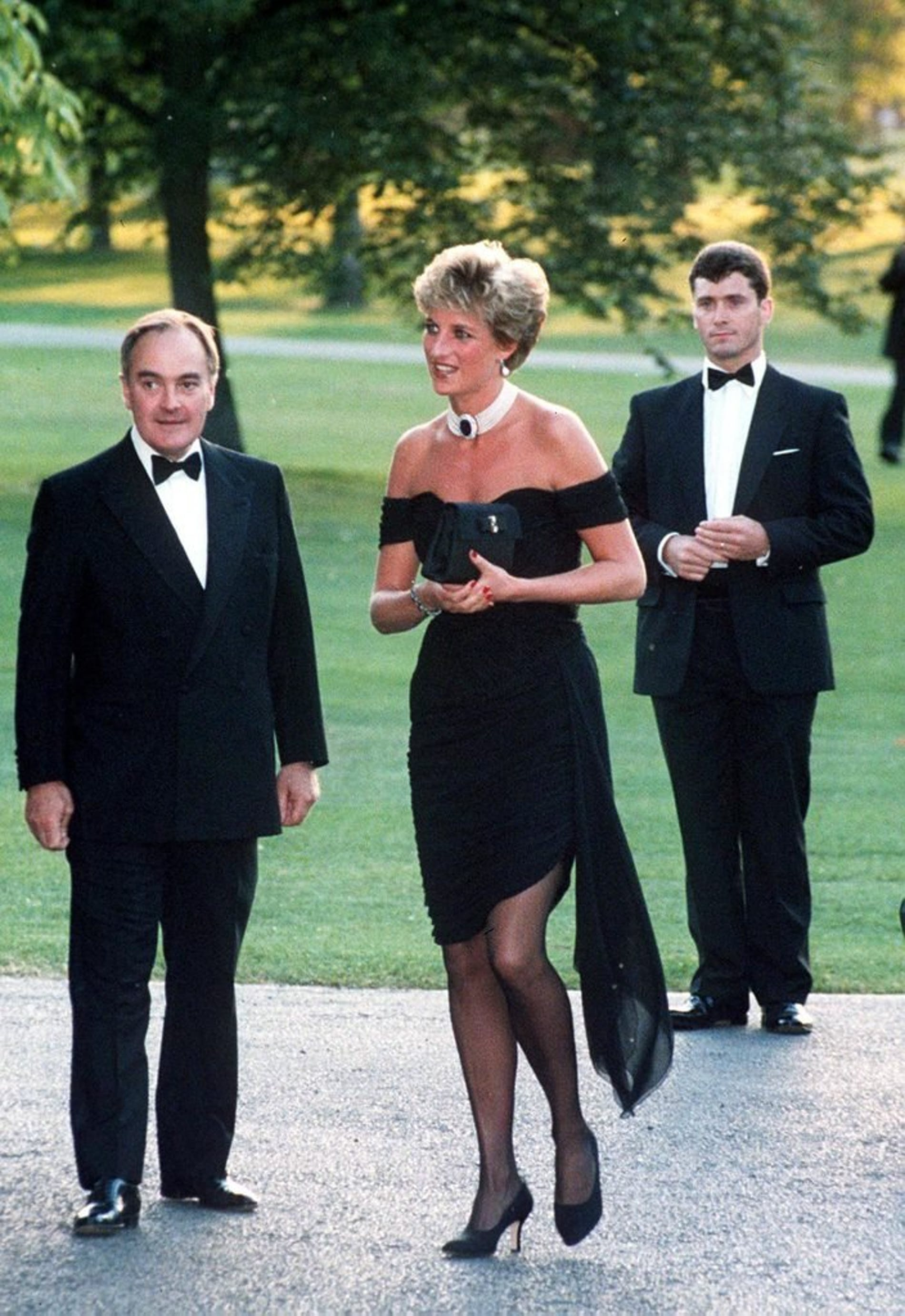 1614677669295190 charity dinner at the serpentine gallery hyde park london britain 1994
