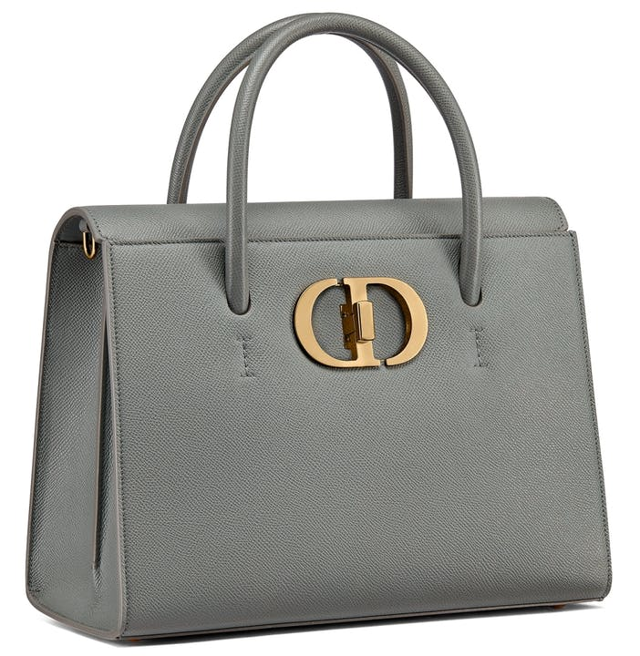 7 DIOR ST HONORE BAG LARGE SIZE GREY.jpg