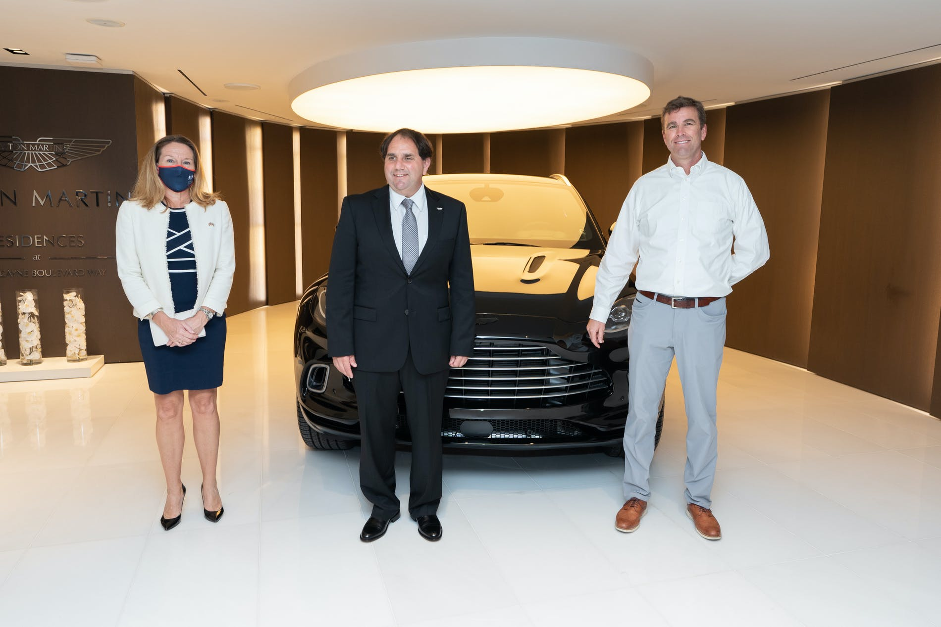 The Aston Martin Residences In Miami Has Captured The Art Of Living L Officiel