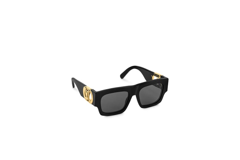 Acetate sunglasses with metal logo details.png