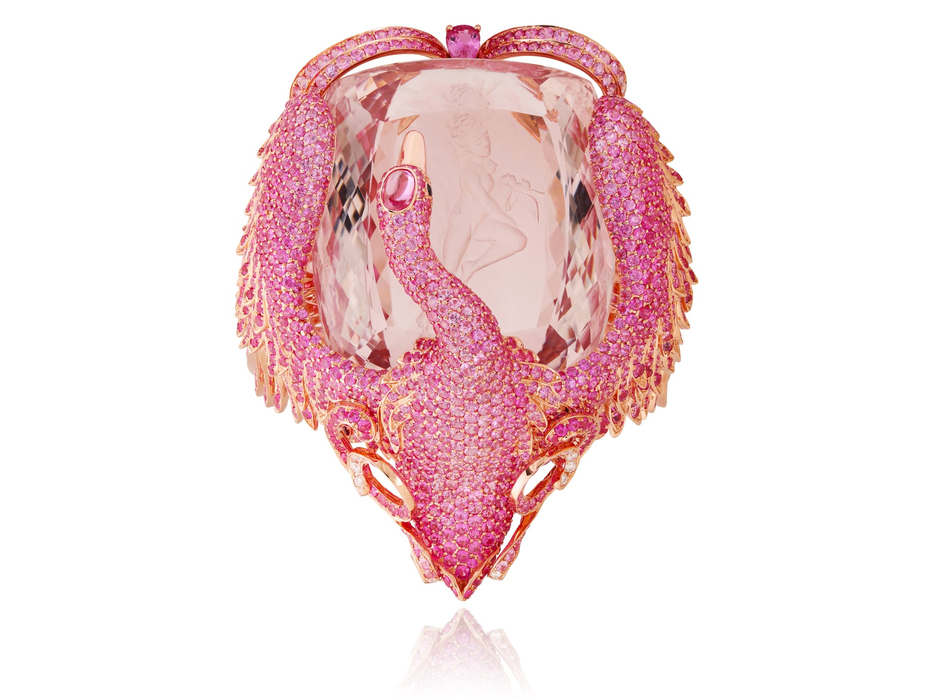 1613056419772711 cuff leda and the swan fromla vie en rose coll