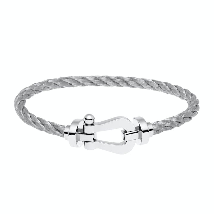 Force 10 bracelet in white gold.JPG