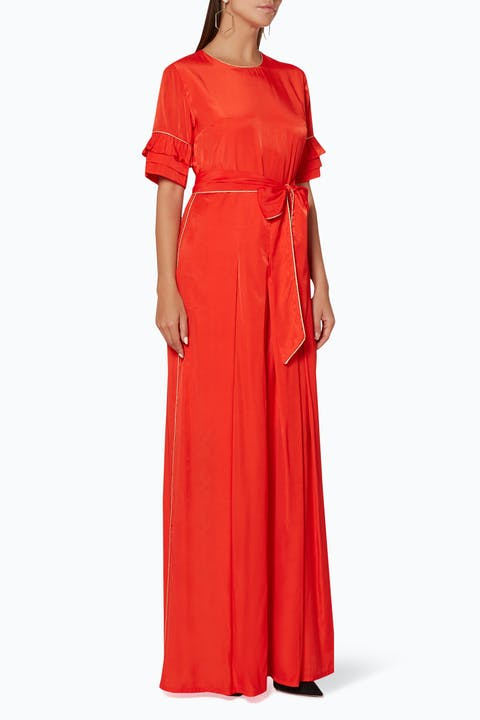 BaruniEXCLUSIVE Red Wide-Leg Pleated Jumpsuit 1,500 AED .jpg