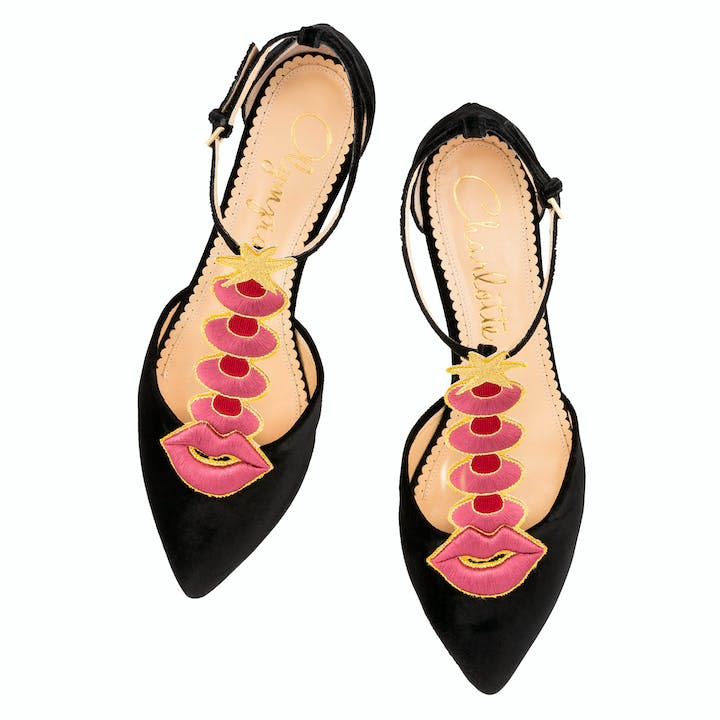 Charlotte Olympia.