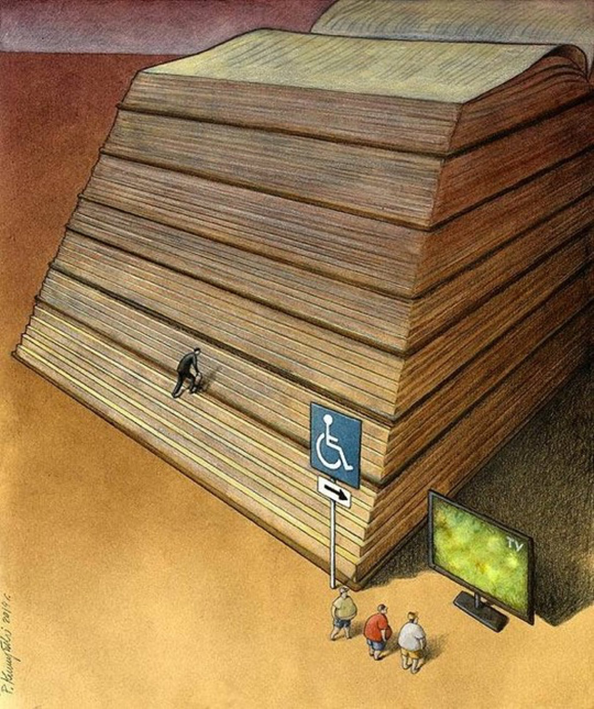 1631614332577452 illustrations about books pawel kuczynski noone is disabled